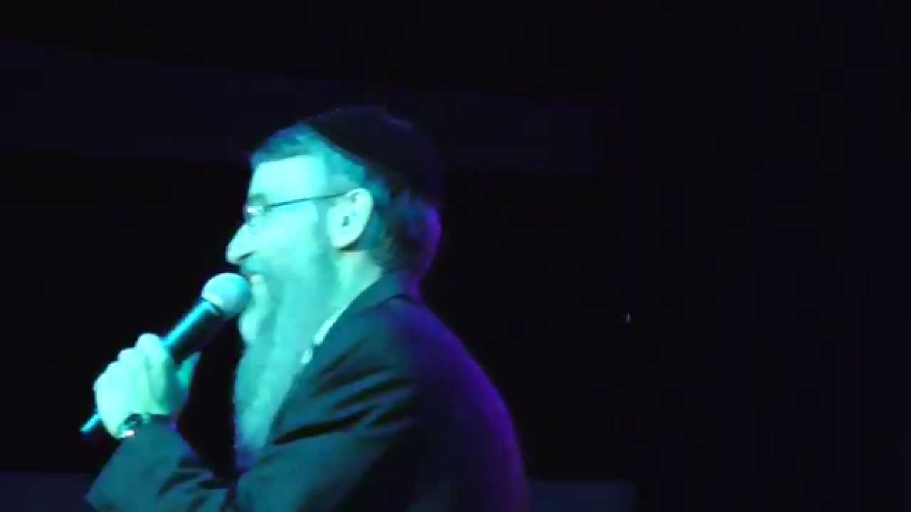 Avraham Fried Live On Chol hamoed Sukkos 2014 - Part 3
