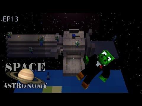 🌕 Space Astronomy 2 🌎 EP12: Novo Módulo Espacial