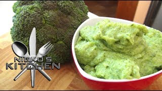 Broccoli & Potato Mash - Baby Food Recipe Thumbnail
