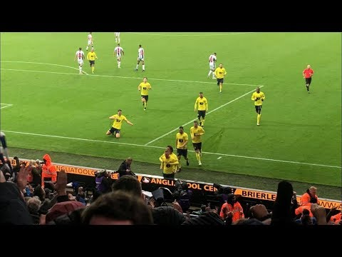 REED SCORES A STUNNER! West Brom 1-1 Blackburn Rovers