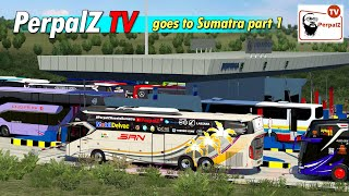San Tronton PerpalZ TV Goes to Sumatera Part 1