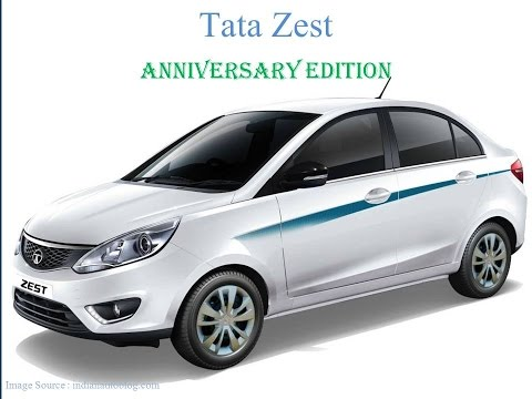 Tata Zest Anniversary Edition - Price, Features, Specs, Models