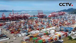 2020中国经济答卷 无惧挑战 中国成为全球唯一实现正增长的主要经济体  《中国新闻》CCTV中文国际 - YouTube