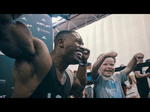 BODYPOWER 2018 - GREAT TO BE BACK! Part 1