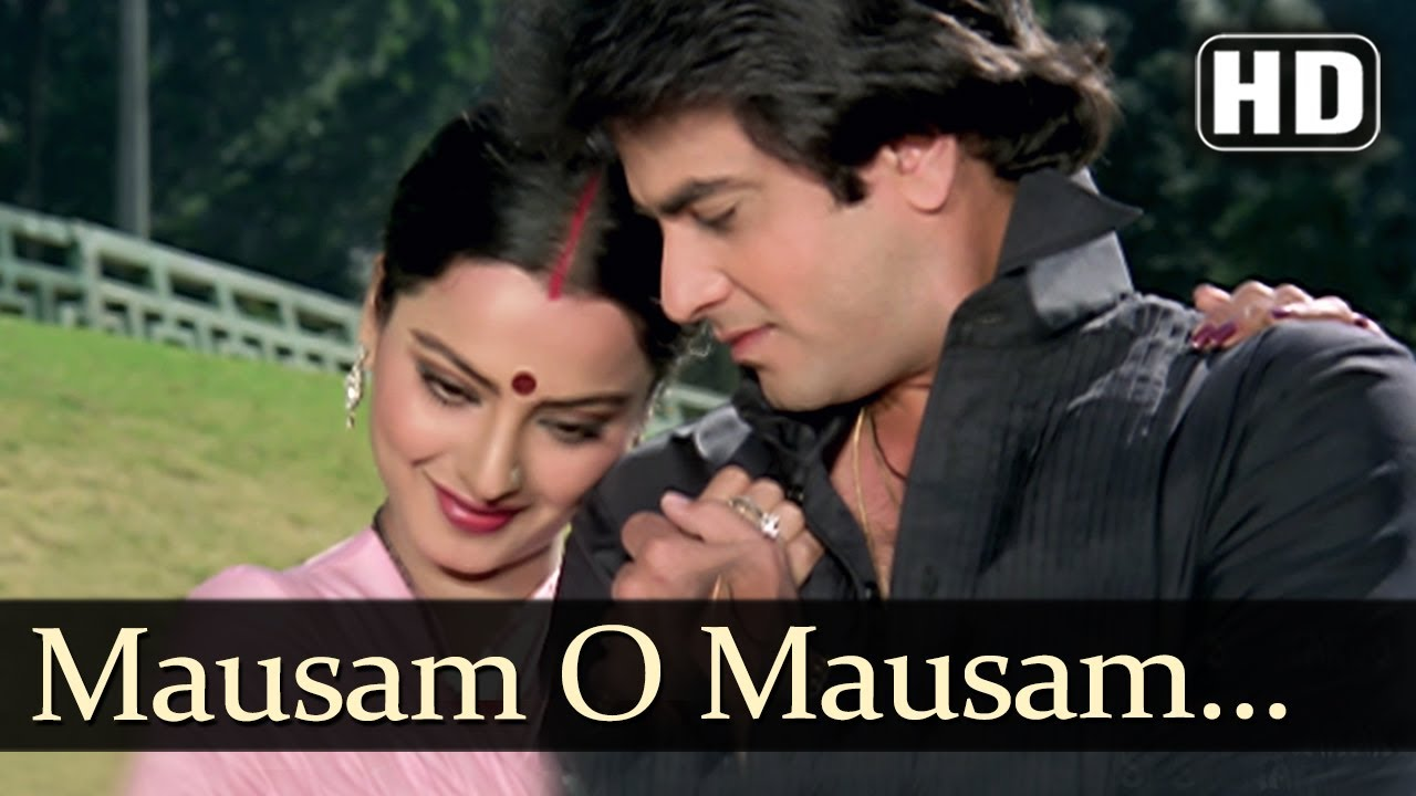 Download Mausam O Mausam Suhane (HD) - Judaai Songs - Jeetendra - Rekha - Asha Bhosle - Mohd Rafi