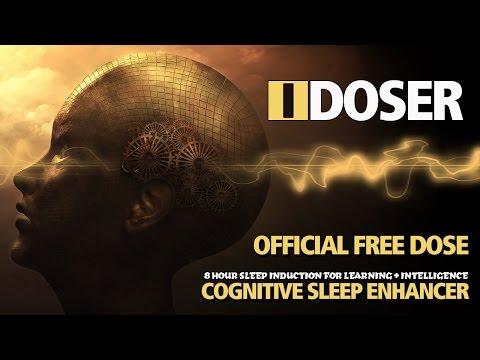 iDoser 8 Hour Sleep Enhancer for Cognitive Learning