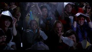 Glee - Emma no  Rocky Horror