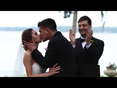 Groom Performed A Song He Wrote For His Bride At This Emotional Florida Wedding | Ricker Films