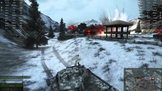 WoT- Tier 8 - T69 - Taking out the autoloader ^^