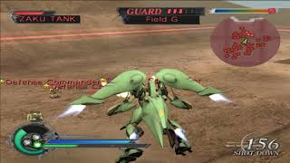 Dynasty Warriors Gundam 2 Play as Quin Mansa - Reborn Mod