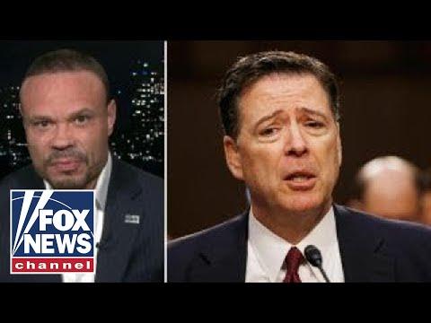 Dan Bongino: Comey is an embarrassment to the FBI