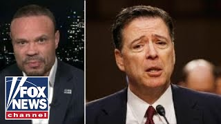 Dan Bongino: Comey is an embarrassment to the FBI