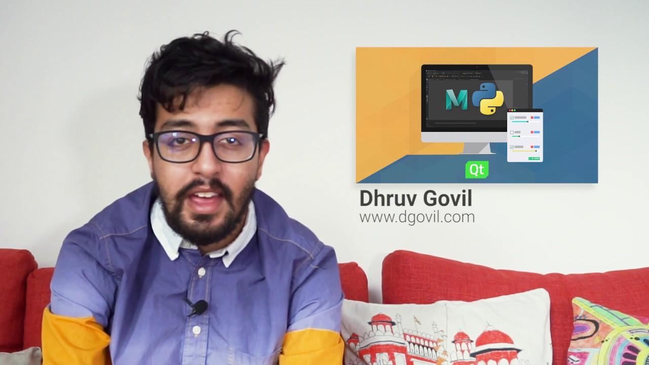 Blog Archives - Dhruv Govil