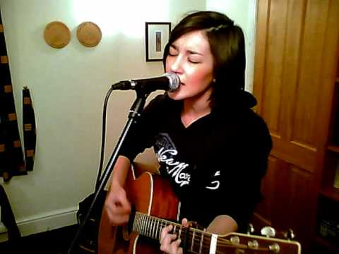 The Fray - Look After You - New Moon Soundtrack Hannah Trigwell acoustic cover