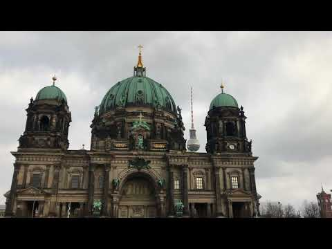 Berlin - Cologne Germany Travel Film Cinematic