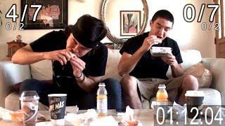 Taco Bell Full Breakfast Menu Challenge