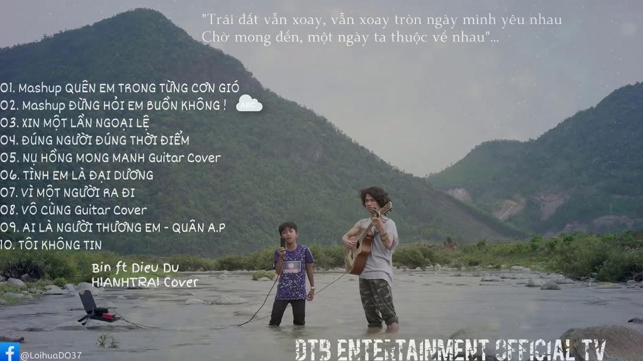 Download Tổng hợp 10 ca khúc cover guiter hay nhất của Bin và Diêu Du    #hianhtrai