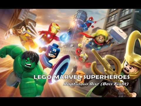marvel lego rapturous rise