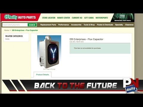 O'Reilly Auto Parts Can Take You Back To The Future - YouTube
