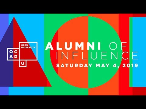 OCAD University Alumni Of Influence Awards