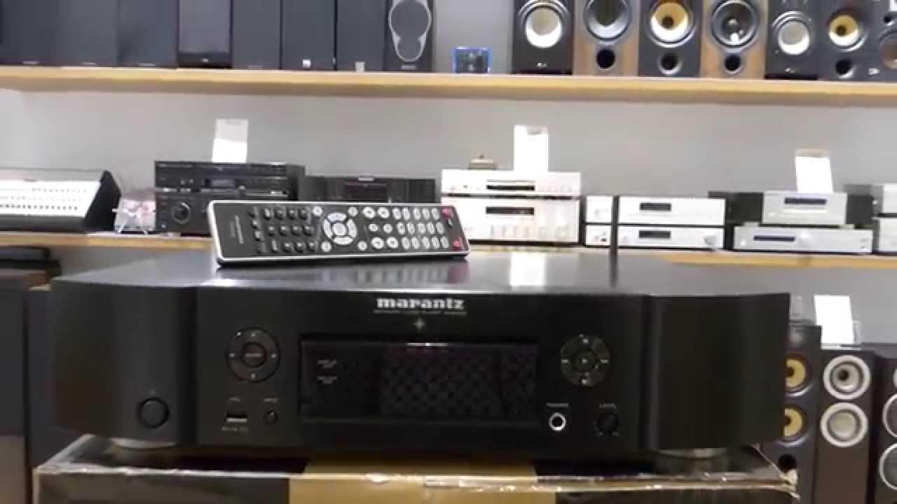 Marantz NA6005 - YouTube