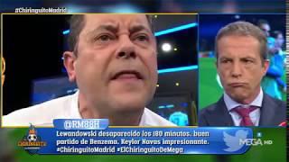 Tomás Roncero 'EXPLOTA' contra Cristóbal Soria: