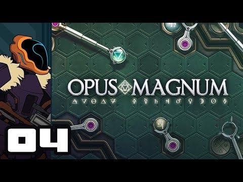 Let's Play Opus Magnum - PC Gameplay Part 4 - Sigmar's Garden