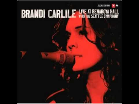 Brandi Carlile - Forever Young - Live At Benaroya Hall With The Seattle Symphony w/ lyrics