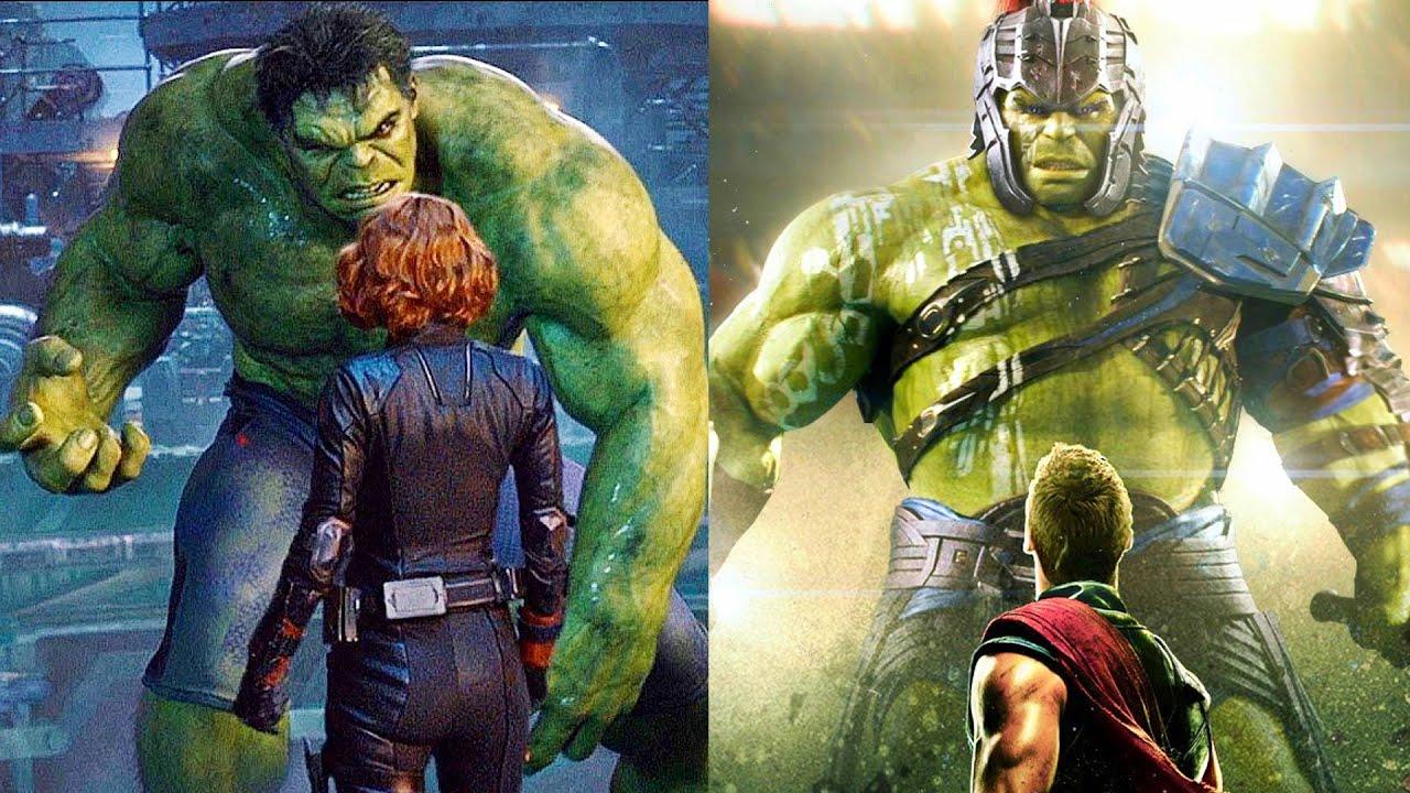😱 Халк против Мстителей - Все Бои Халка против Своих 😈!
