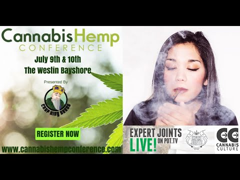 "EXPERT JOINTS LIVE! - ""Marijuana, Meetings & Ming"""