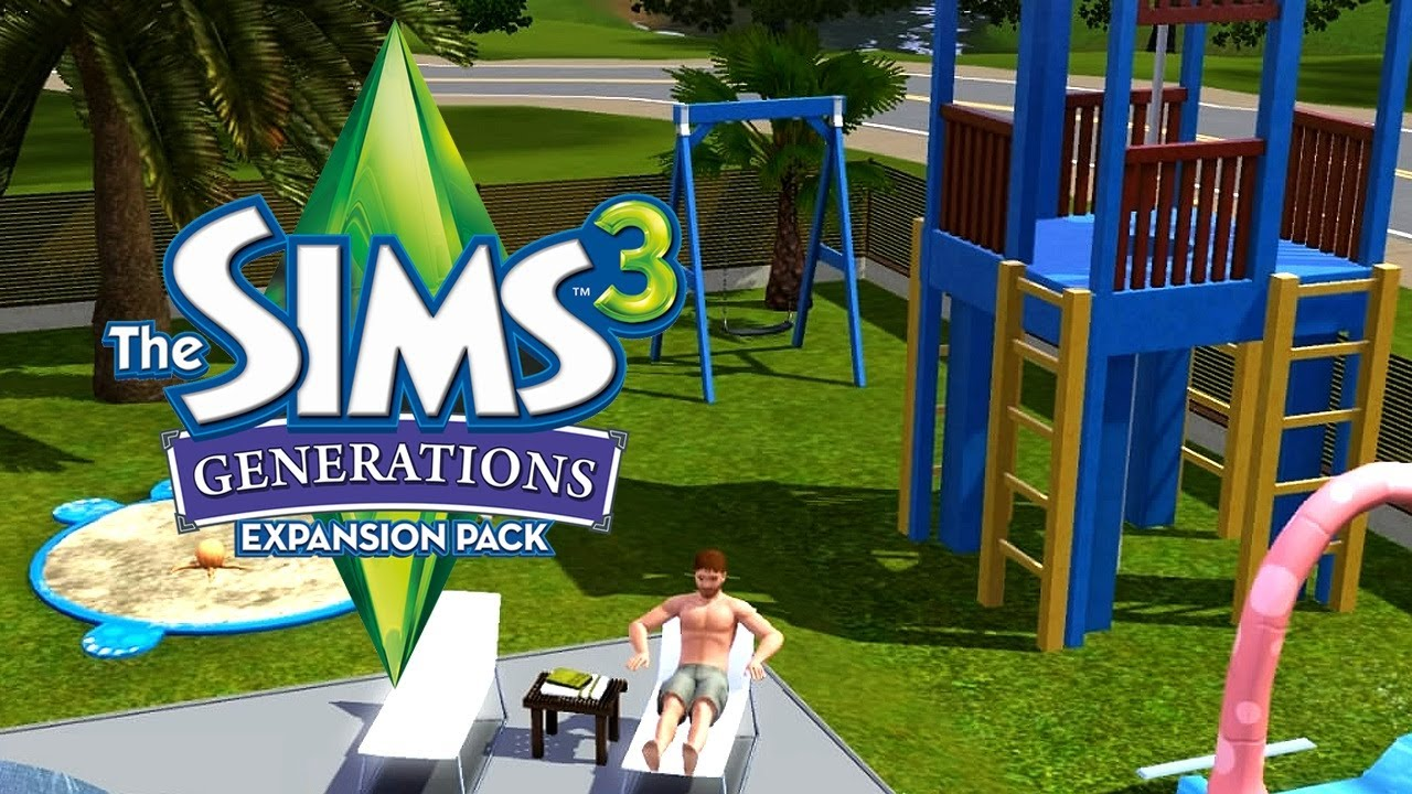 Lgr the sims 3 generations review youtube for Sims 3 spielideen