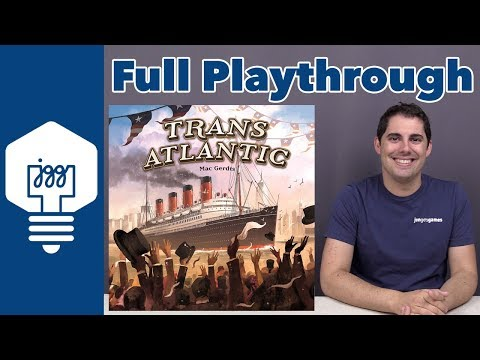 Transatlantic Full Playthrough - JonGetsGames