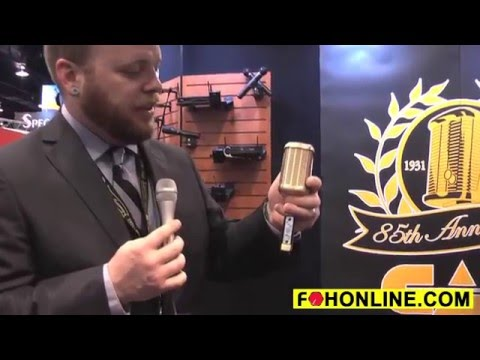 New CAD Microphones at Winter NAMM 2016