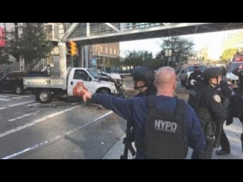 NYPD: Person in custody after incident in lower Manhattan