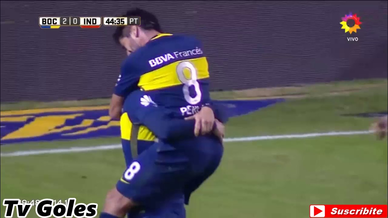 Boca Juniors 3-0 Independiente