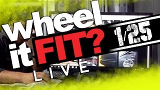 Wheel it Fit LIVE Recorded on 1/25/17