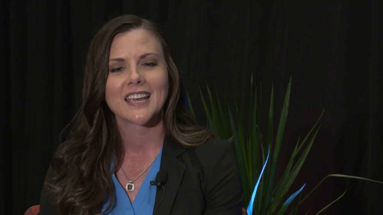 Realising the value of technology with Patty Roze (Itron Utility Week 2017)