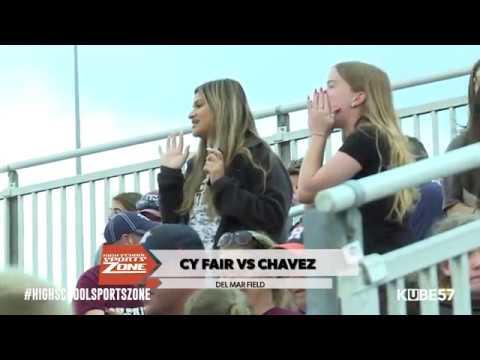 Chavez vs Cy Fair Softball 4-27-19