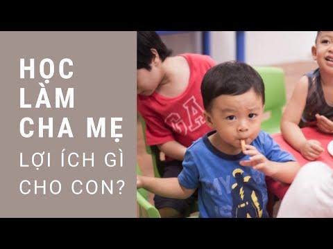 Học Làm Cha Mẹ: Mục Đích Cho Con Là Gì?