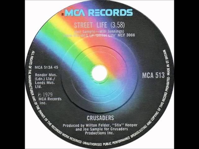 Crusaders Feat. Randy Crawford - Street Life (Dj ''S'' Remix)