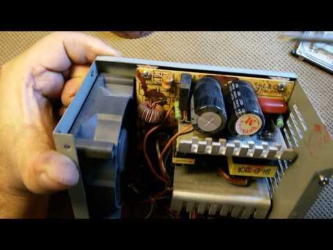 Ремонт компьютерного блока JNC для переделки в регулируемый , часть первая - подготовка.