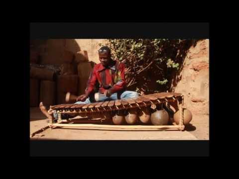 Les instruments africains.