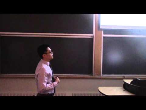 PHD defense Hanzhong Liu