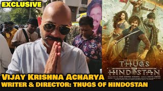EXCLUSIVE: Thugs Of Hindostan Director GETS EMOTIONAL After The Audience Response at Gaiety Galaxy
