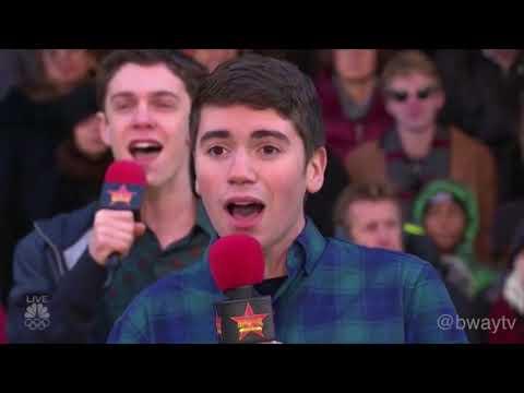 """Noah Galvin - """"You Will Be Found"""" [DEAR EVAN HANSON] 23-Nov-2017 NBC Macy's Thanksgiving Day Parade"""