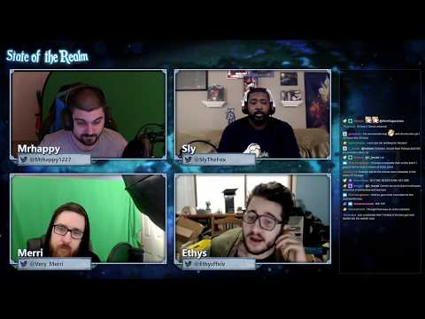 State of the Realm #136 - Live Letter 39 Discussion w/ Ethys & Merri