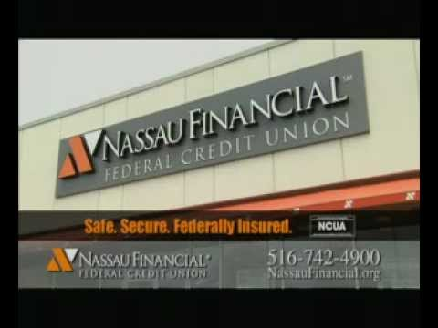 Nassau Financial Federal Credit Union - Don't Get Soaked!