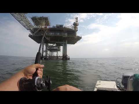 Sabine Pass Near Offshore Fishing