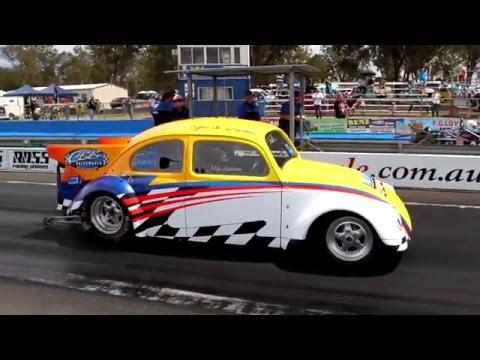 VW Drag Racing   Warwick Australia September 2012 HD