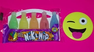Learn Colors with Bottles Mini Drinks